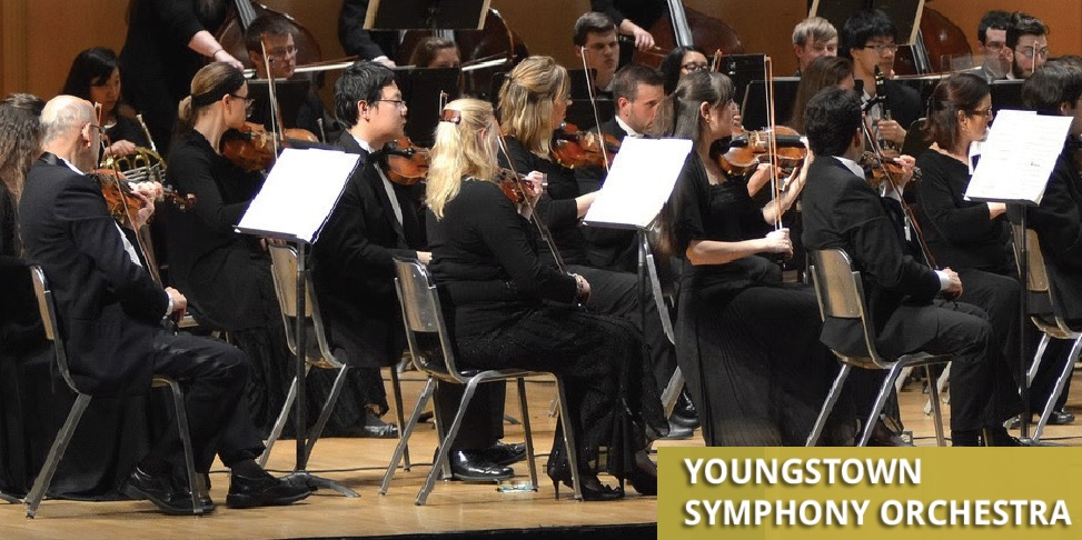 Youngstown Symphony Orchestra Deyor Performing Arts Center